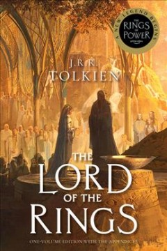 The Lord of the Rings, book cover