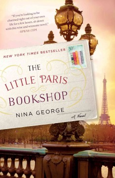 """Little Paris Bookshop""-Nina George"