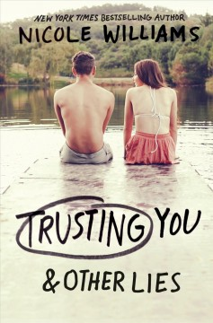 Trusting You & Other Lies, book cover