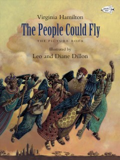 The People Could Fly The Picture Book, book cover