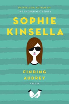 Finding Audrey, book cover