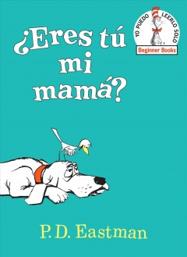 Eres tu mi mama?, book cover