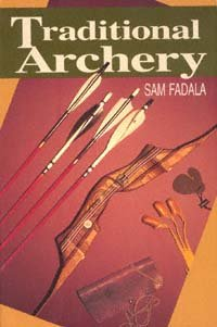 Traditional Archery, book cover
