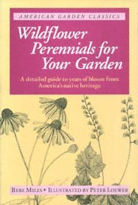 Wildflower Perennials for your Garden, book cover