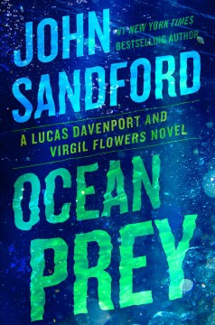 Ocean prey by John Sandford.