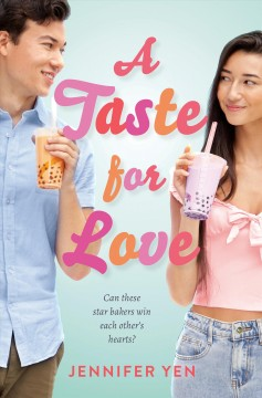 A Taste For Love, book cover