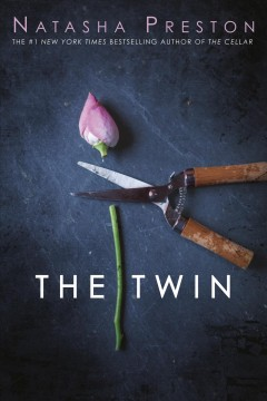 The Twin, book cover