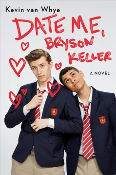 Date Me, Bryson Keller, book cover