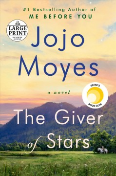 The Giver of Stars, book cover