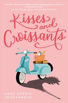 Kisses & croissants by Anne-Sophie Jouhanneau.