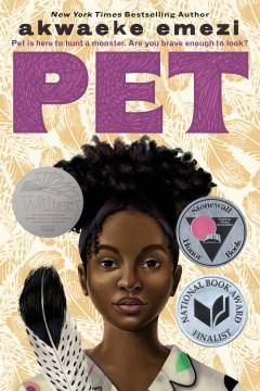 Pet, book cover