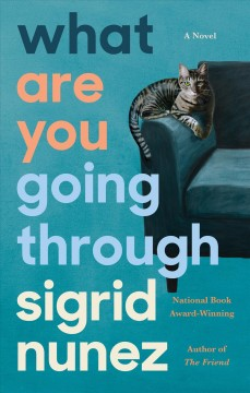 """""""What You Are Going Through"""" - Sigrid Nunez"""