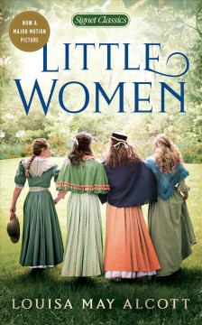 Little Women by Louisa May Alcott, book cover