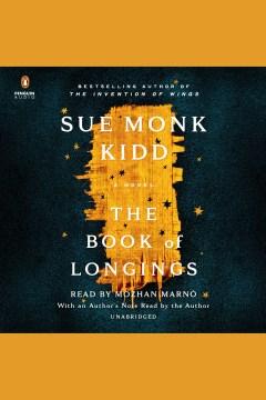 Book of Longings-Sue Monk Kidd