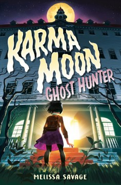 Karma Moon ghost hunter