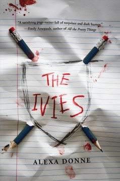 The Ivies, book cover
