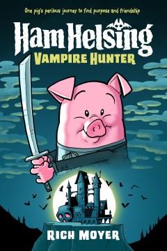 Ham Helsing, book cover
