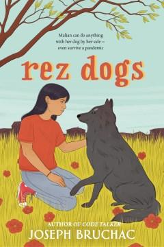 Rez Dogs, portada del libro