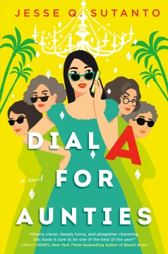 Dial A for Aunties, book cover