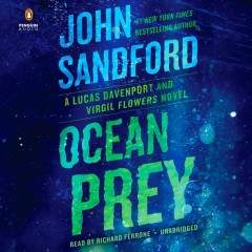 Ocean prey [compact disc] by John Sandford.