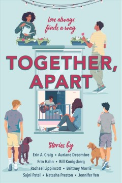 Together, Apart, book cover