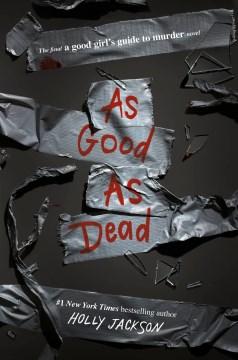 As Good As Dead, book cover
