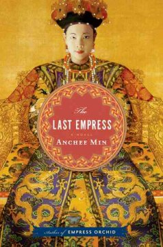 The Last Empress, book cover