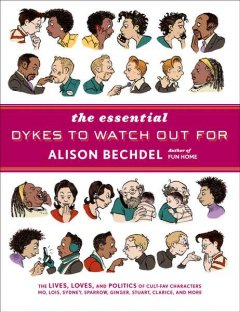 The Essential Dykes to Watch Out, portada del libro