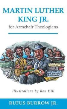 Martin Luther King, Jr. para Armchair Theologians, portada del libro