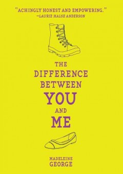 The Difference Between You and Me, book cover