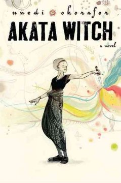 Akata Witch, book cover