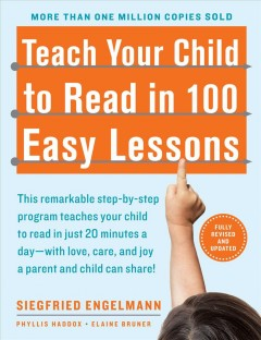 Teach Your Child to Read in 100 Easy Lessons, book cover