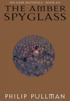 The Amber Spyglass - book