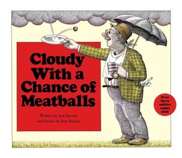 Mây với cơ hội thịt viên, bìa sách