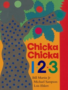 Chicka, Chicka, 1, 2, 3, book cover