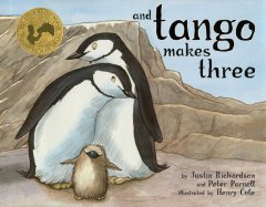 And Tango Makes Three, book cover