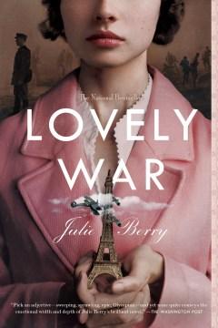 Lovely War, book cover