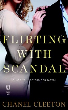 Flirting With Scandal, book cover