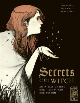 Secretos de la bruja: una iniciación en nuestro Sutory y Sabiduría, portada del libro