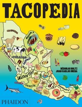 Tacopedia, book cover