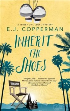 Inherit the shoes, by E.J. Copperman