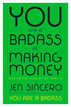 You Are A Badass at Making Money, book cover