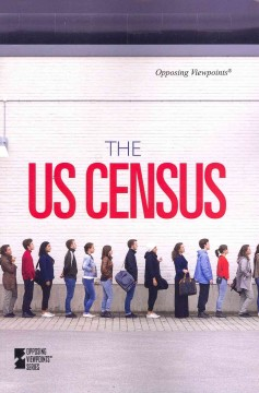 The US Census, book cover