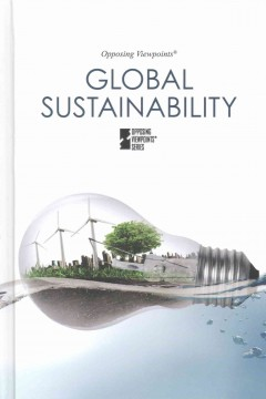 Global Sustainability, book cover