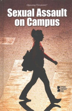 Agresión sexual en el campus, portada del libro