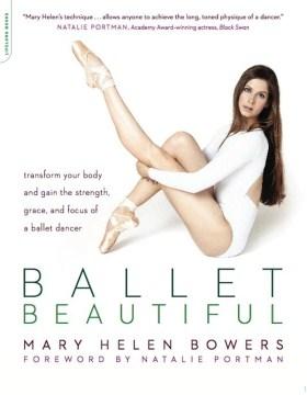 Ballet Beautiful, portada del libro
