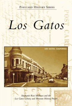 Los Gatos, book cover