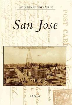 San José, portada del libro
