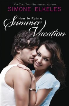 How to Ruin a Summer Vacation, book cover