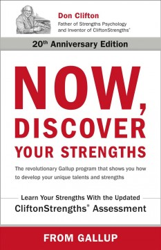 Now, Discover your Strengths, book cover